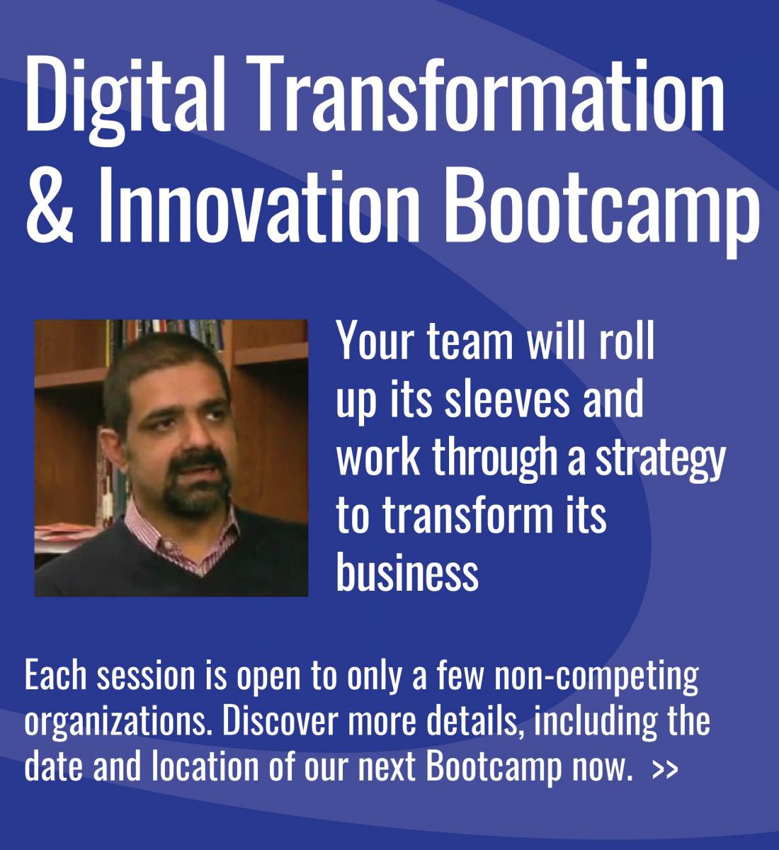 Digital Technology Bootcamp