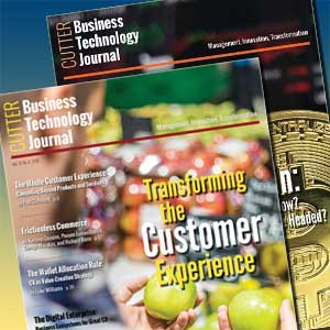 Cutter Business Technology Journal
