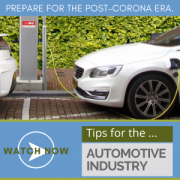 Preparing for the Post-Corona Era: Tips for the Automotive Industry on demand webinar