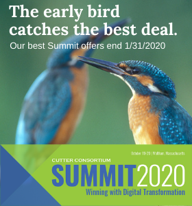 Summit 2020 Earlybird Offers!