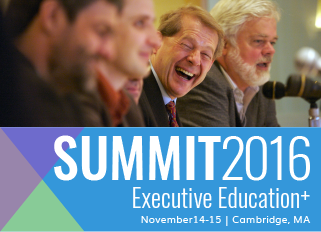 Early Registration Savings on Cutter Summit 2016 Executive Education +