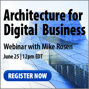 Architecture for Digital Business