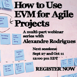 EVM for Agile Projects