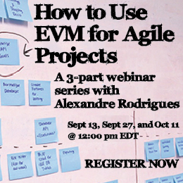 How to Use EVM on Agile Projects