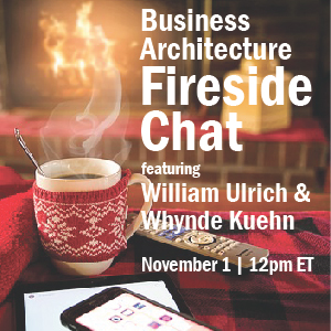Business Architecture Fireside Chat
