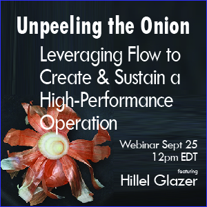Leveraging Flow to Create and Sustain a High-Performance Operation